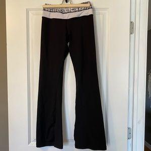 3 / $30! ♡ Lululemon Groove Flare Yoga Pants
